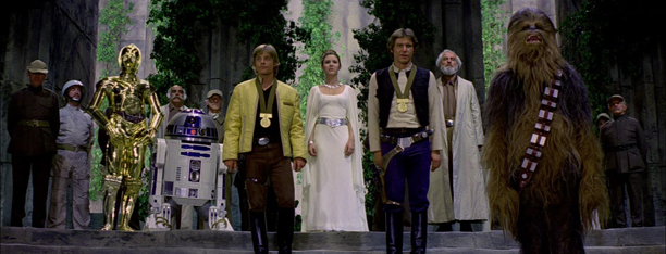 Top 4 Snubs at the Star Wars Medal Ceremony