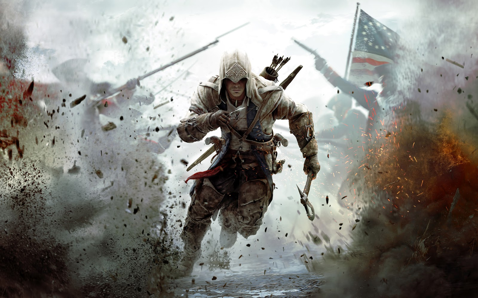 This is a post about Assassin's Creed 3 and Jingoism
