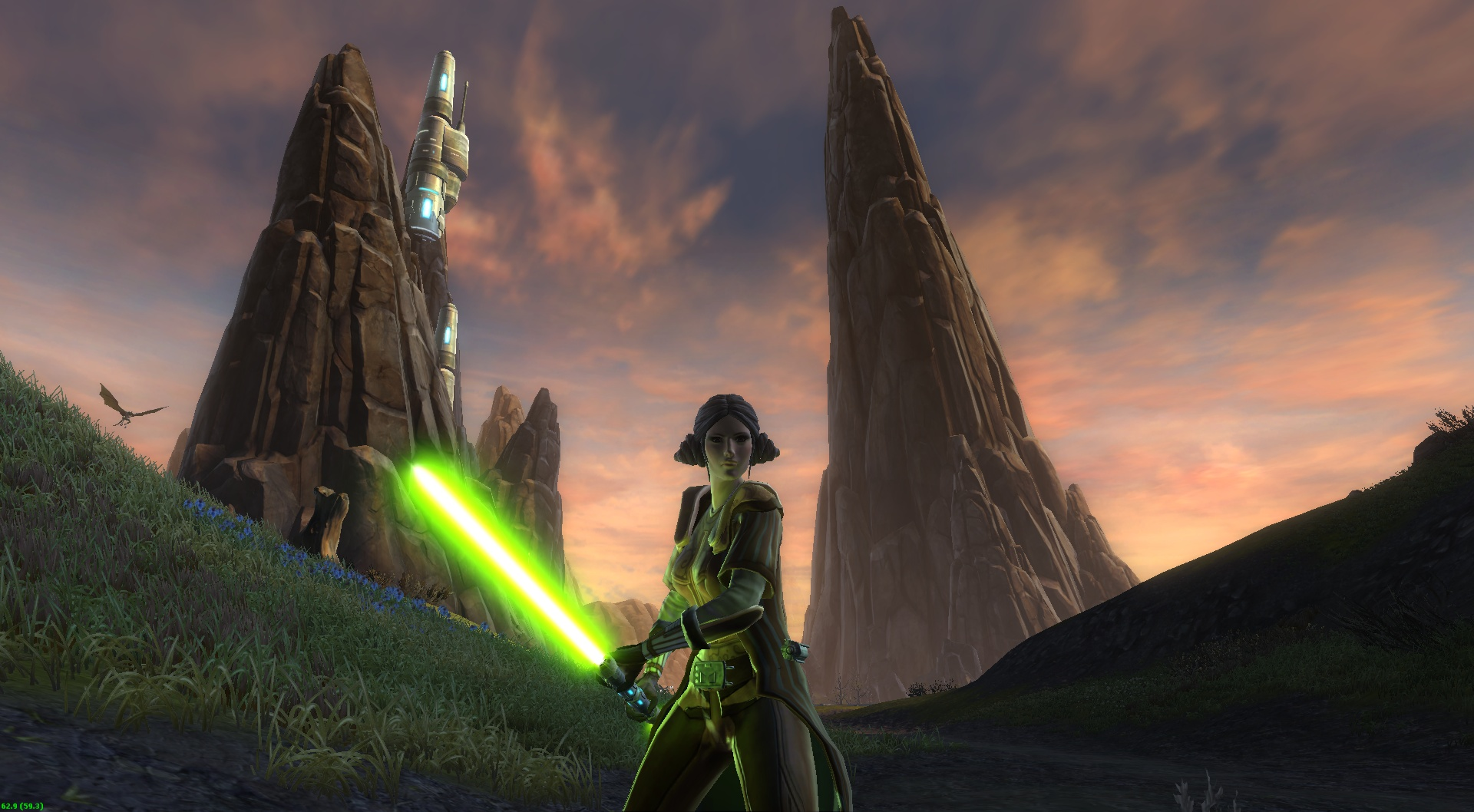 This is a post about SWTOR and Micro-transaction Immersion